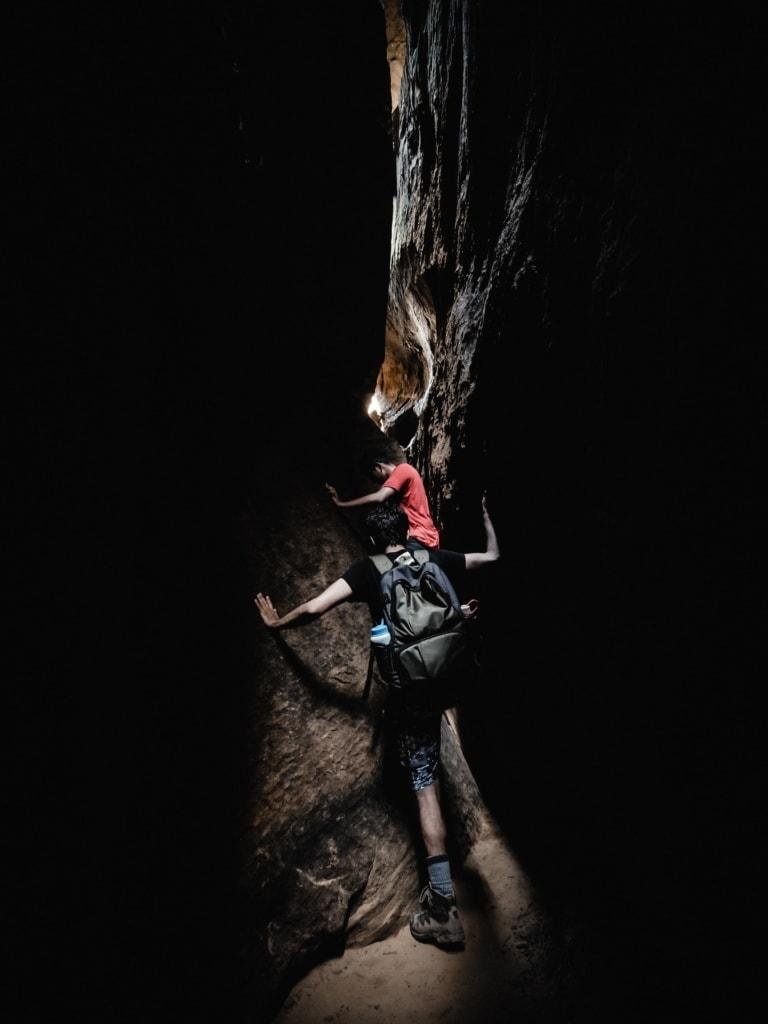 Österreichs Höhlen bieten viel Raum für Abenteuer.