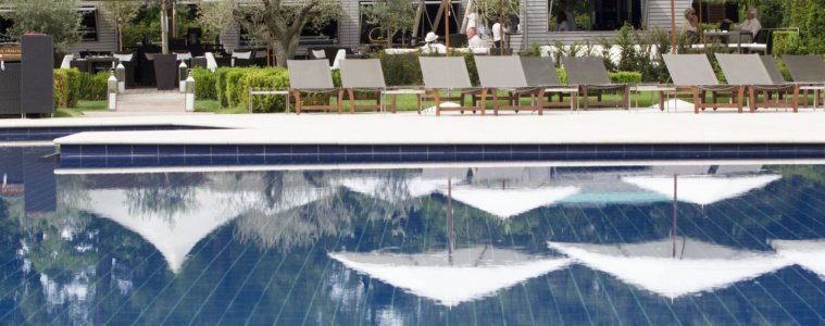 Pool des La Reserve