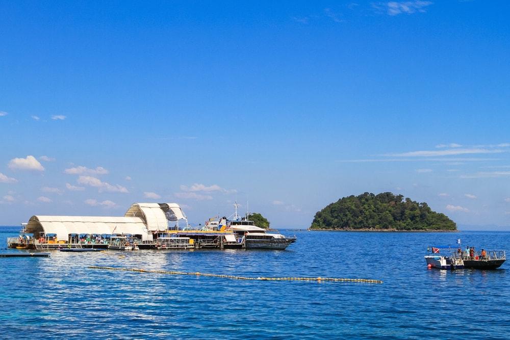 Die schönsten Tauchgebiete Malaysias: Pulau Payar