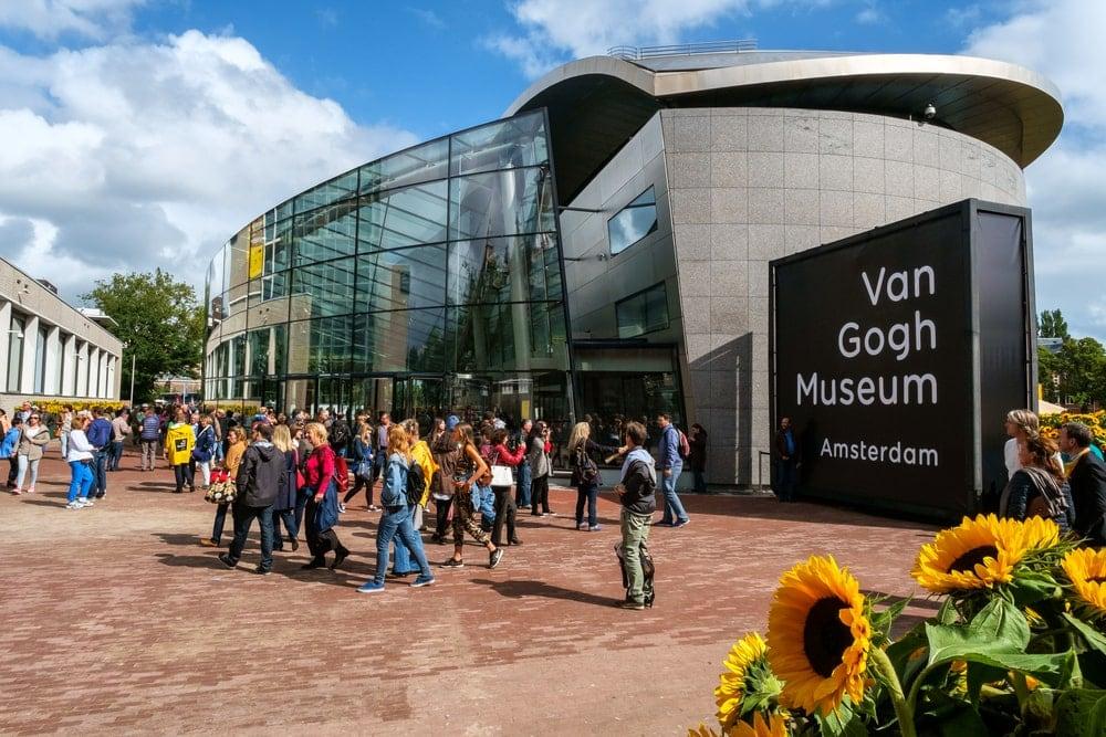 Sightseeing ohne Warteschlange: Van Gogh Museum in Amsterdam