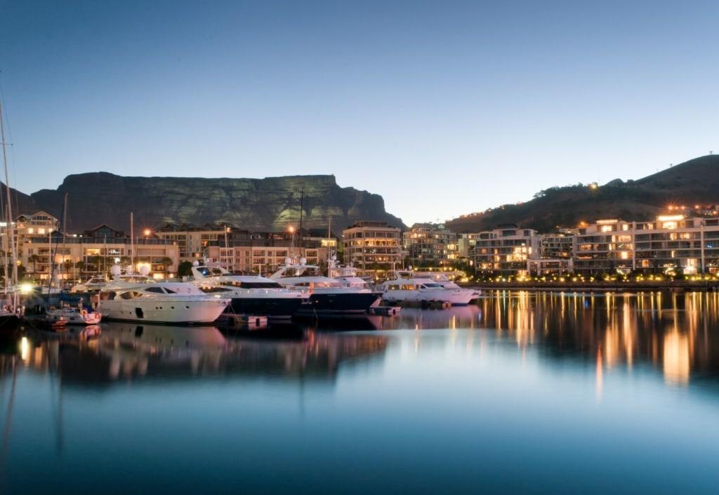 Victoria & Alfred Waterfront in Kapstadt