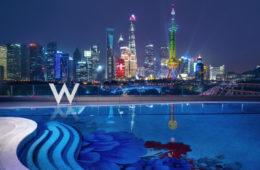 Pool im W Shanghai