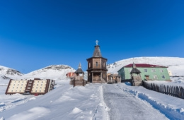 Barentsburg: Sowjet-Tourismus in Spitzbergen