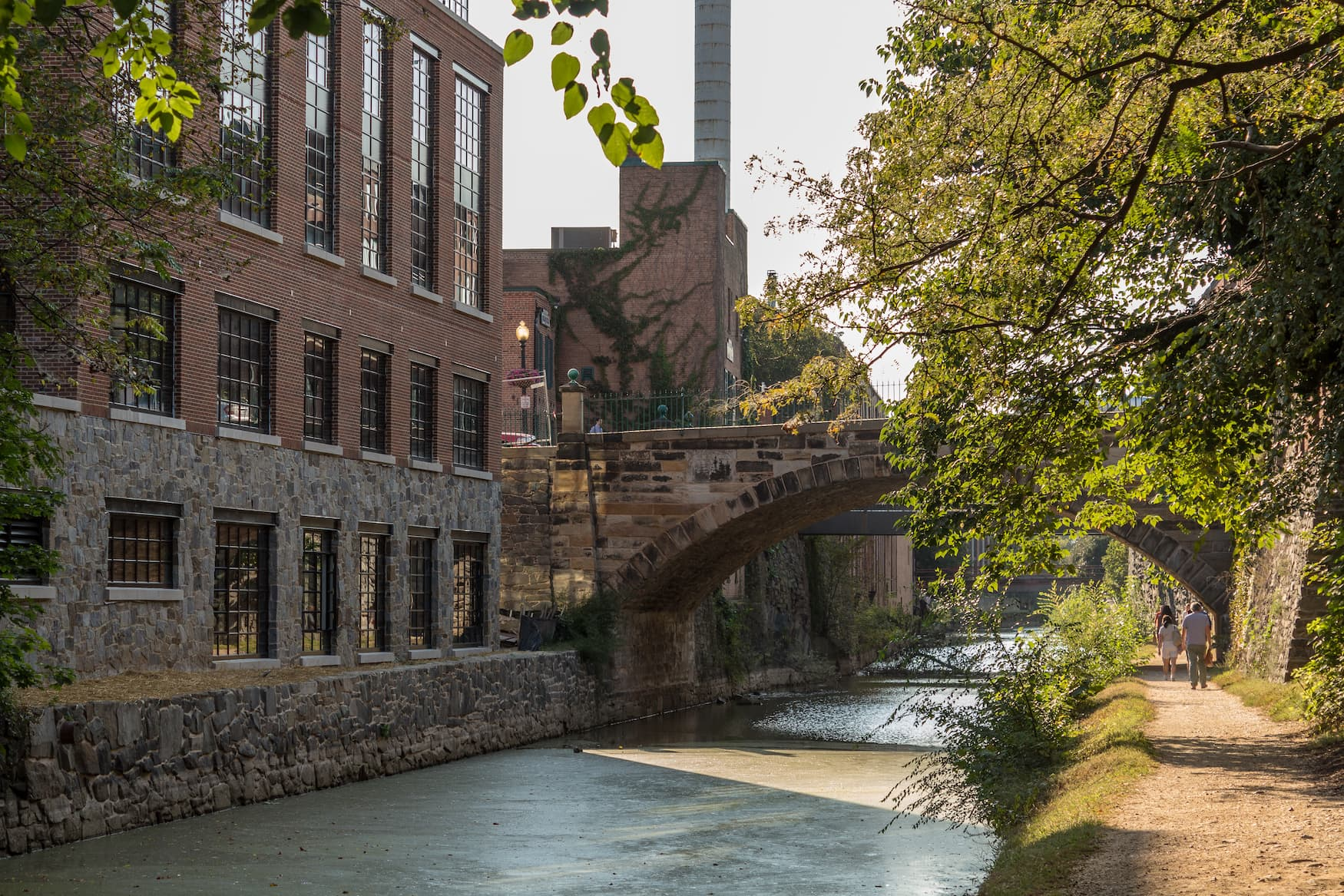 C&O Canal in Washington DC