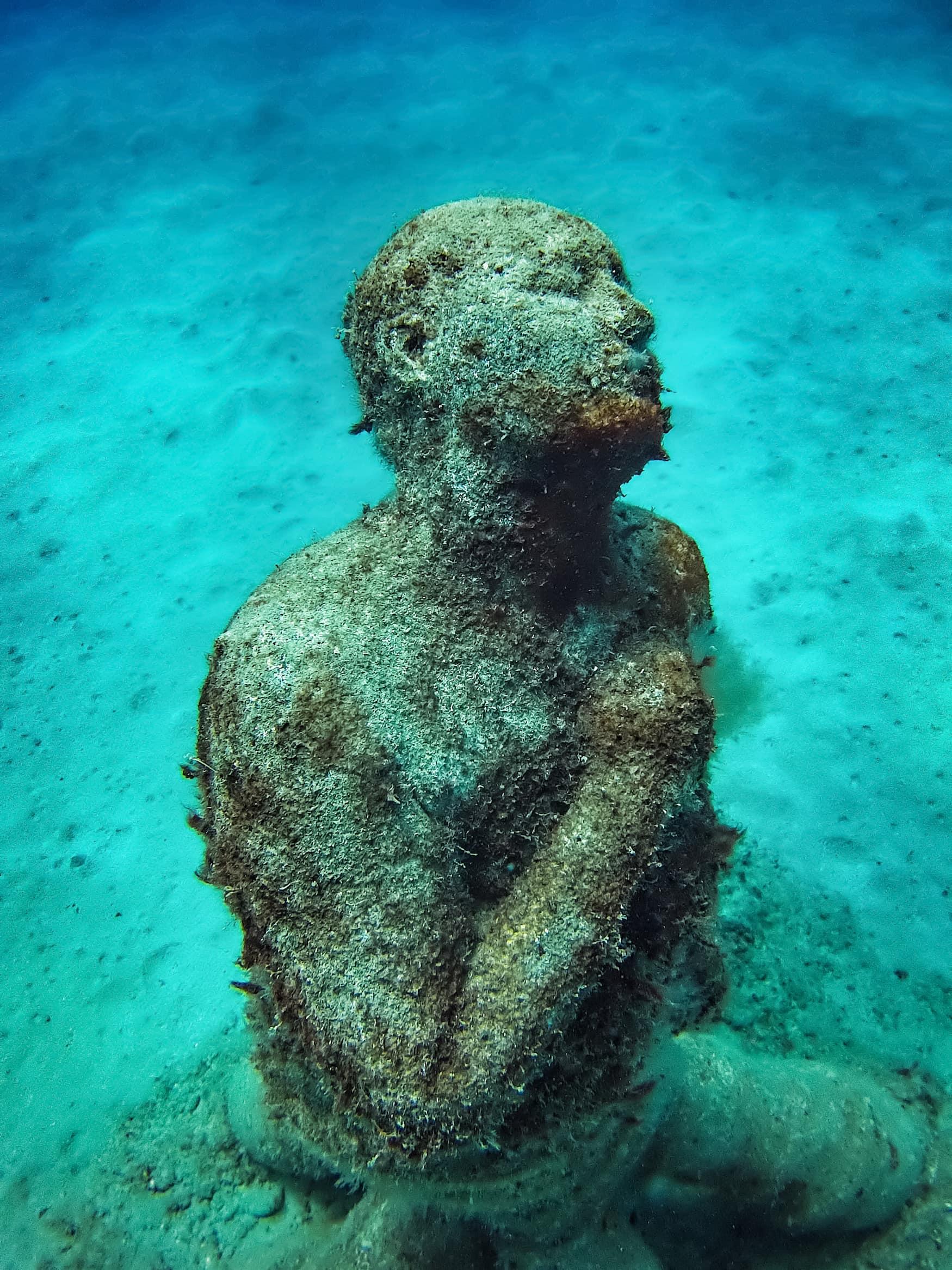 Unsere Lanzarote-Tipps: Besucht unbedingt das Museo Atlantico am Playa Blanca