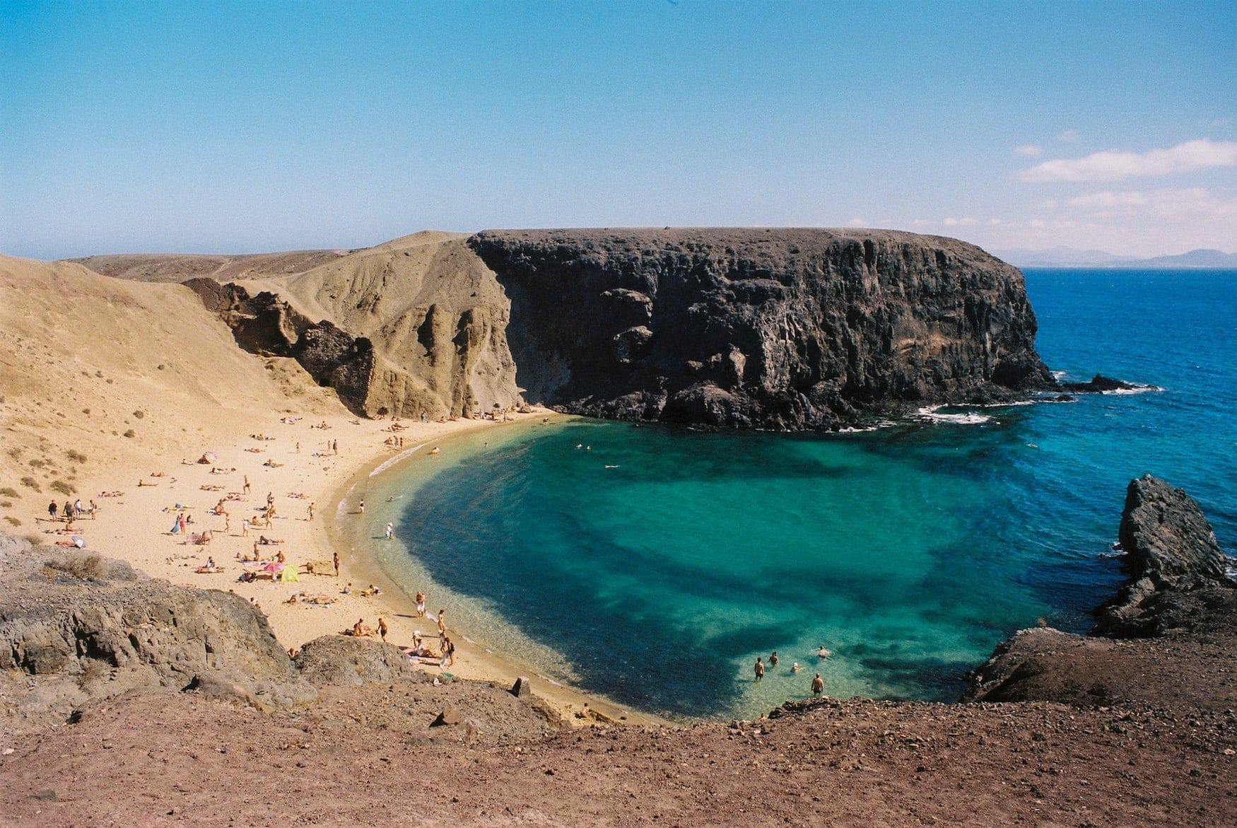 Lanzarote Tipps: Ein Besuch der Playa de Papagayo