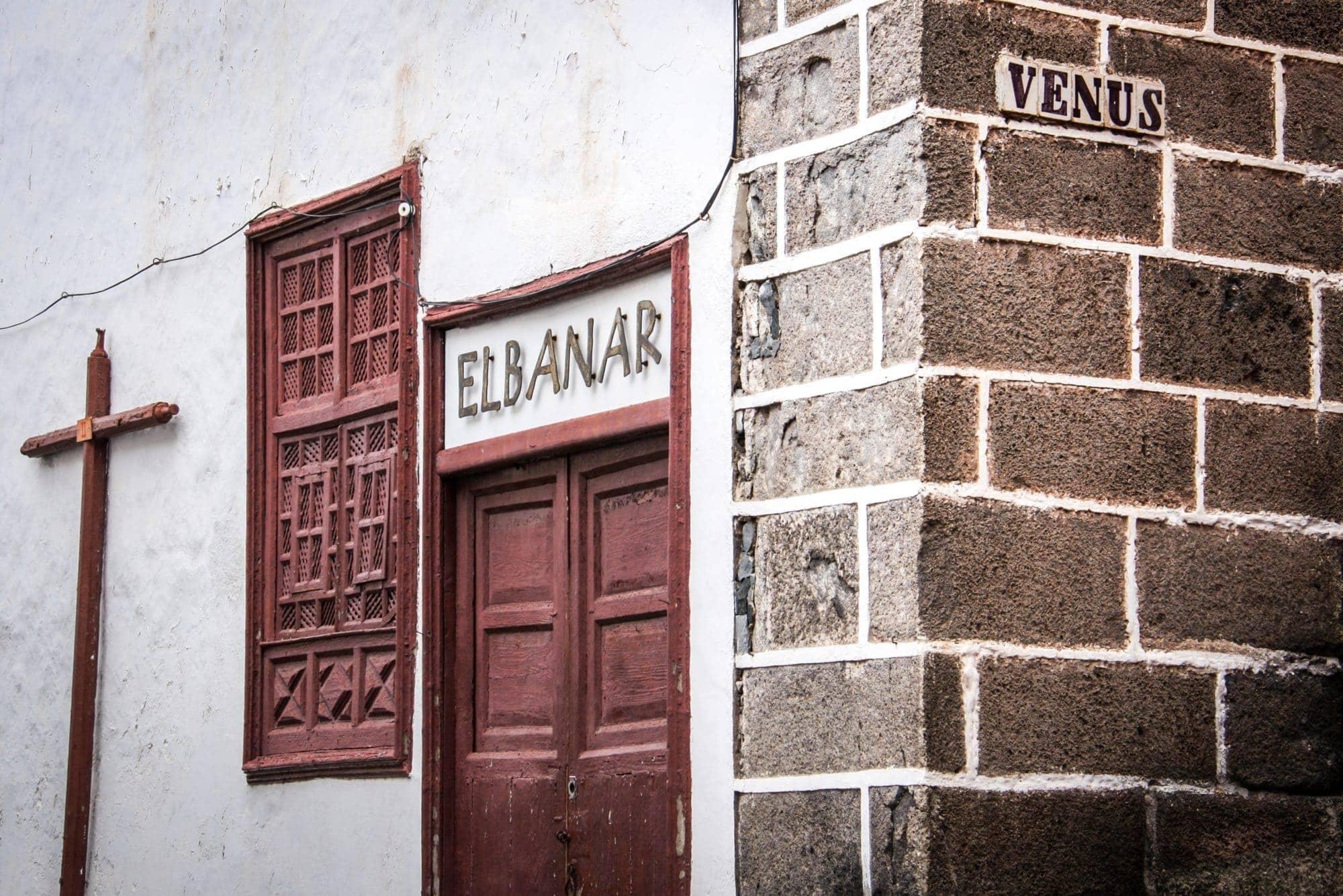Elbanar - Ein Gasthaus auf Teneriffa