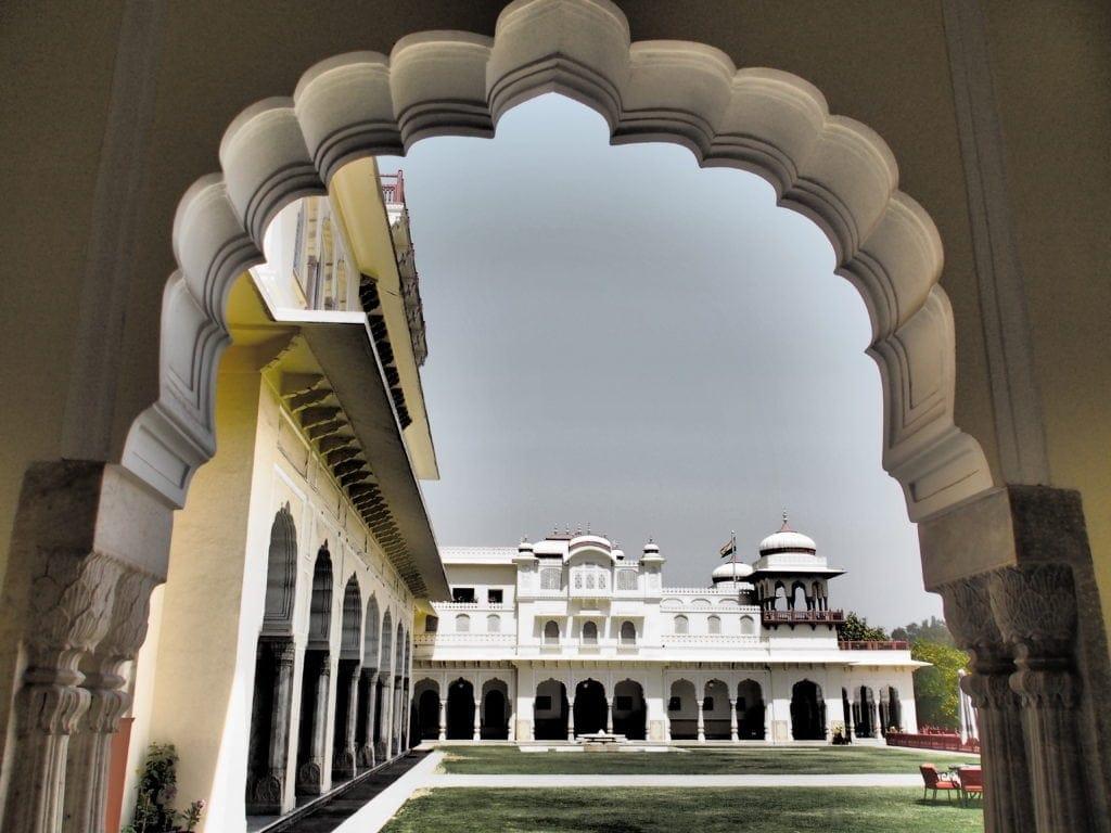 Rambargh Palace in Jaipur - ein lebendes Museum