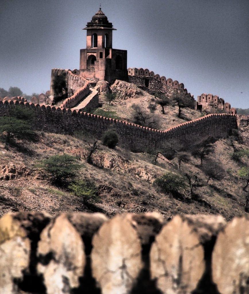 Unbedingt einen Besuch abstatten: das Mehrangarh-Fort - Rajasthan