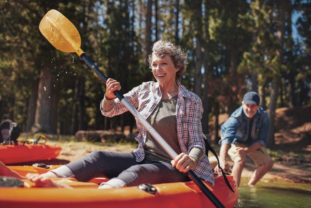 Singlereisen werden oft nach Altersgruppen angeboten.