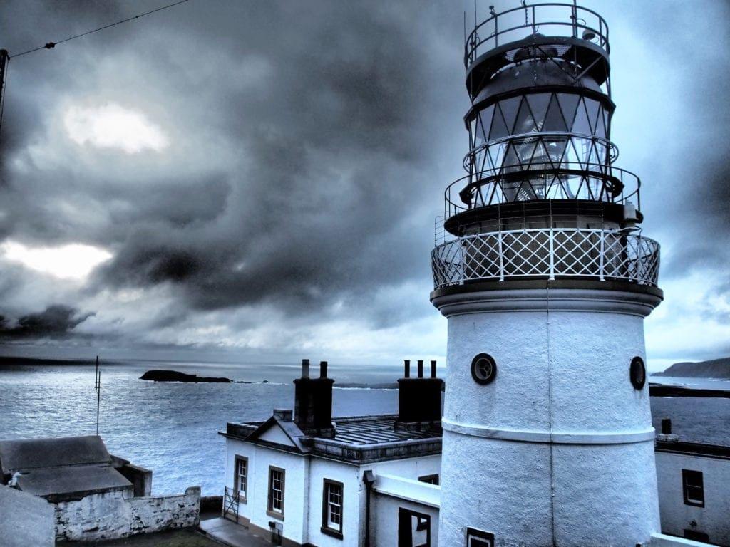 Sumburgh-Lighthouse-südlichste-Spitze-von-Mainland-Shetlandinseln