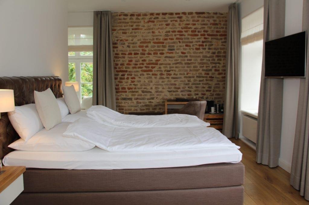 Zimmer im Hotel Schloss Dyck