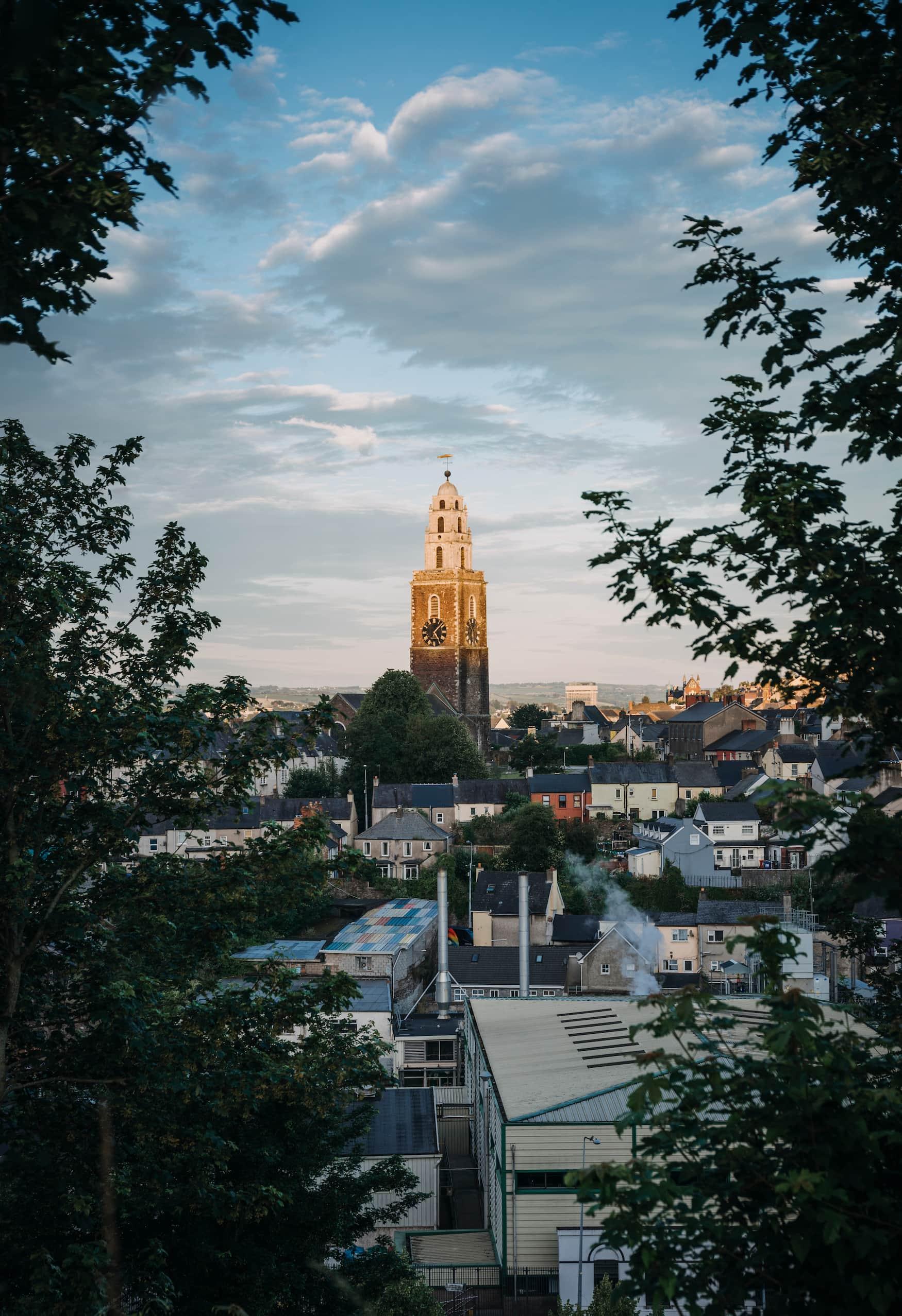 St Anne's Church in Cork