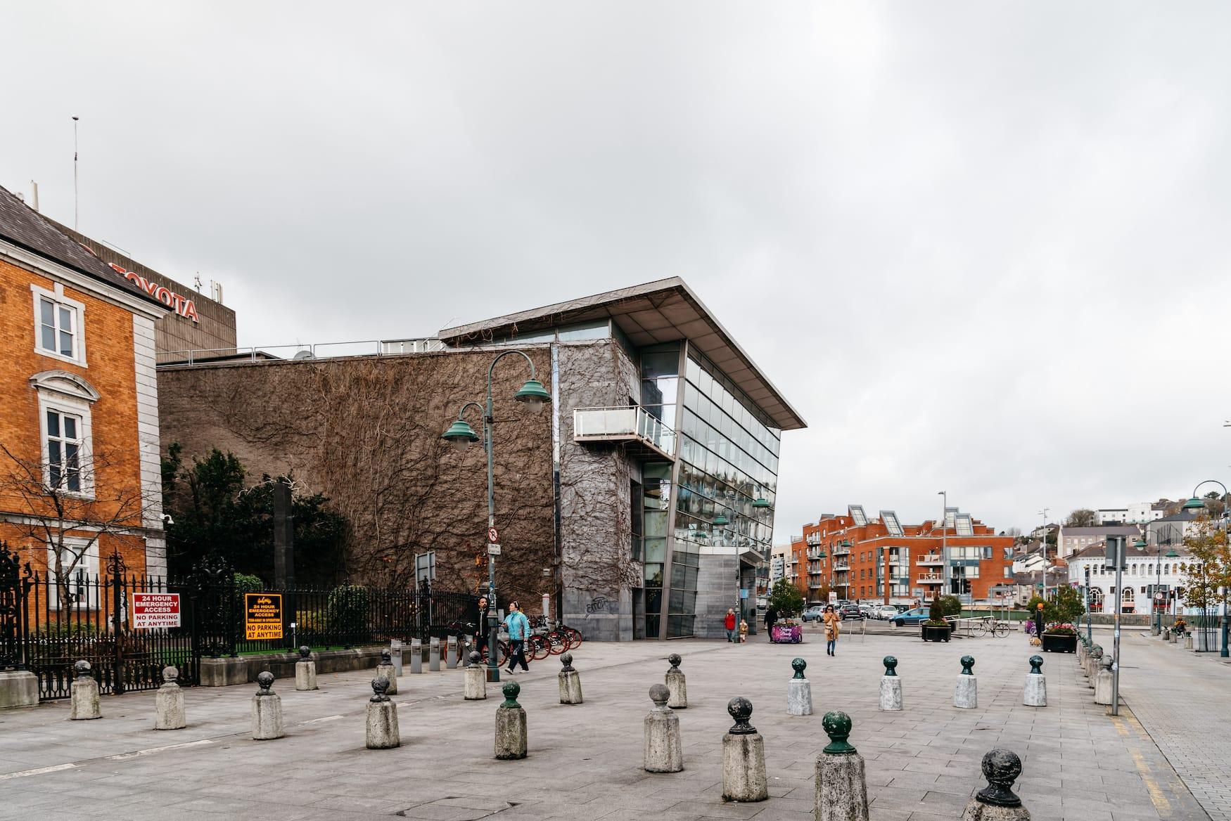 Cork Opera House am Emmet Square