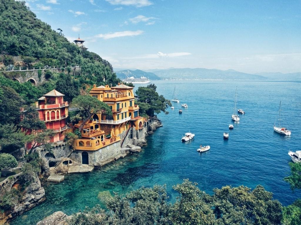 Portofino Ligurien