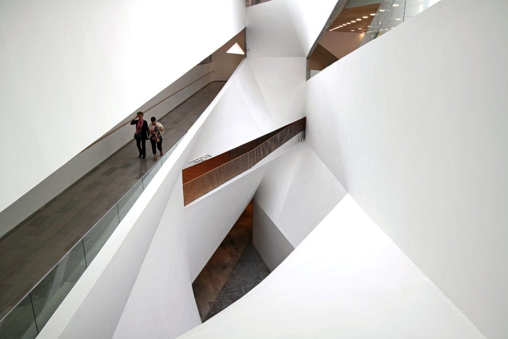 Museum of Art in Tel Aviv