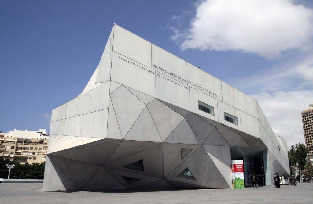 Museum of Art - Tel Aviv