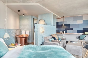 Zimmer im Beach Motel Heiligenhafen