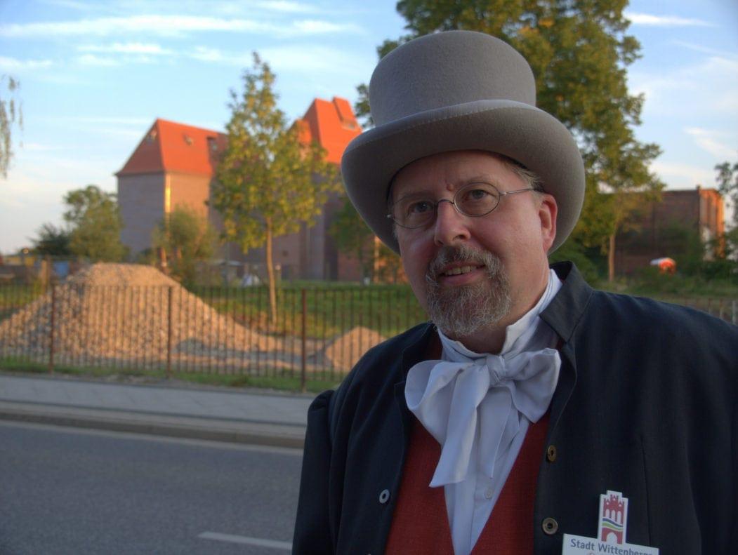Jürgen Schmidt alias Salomon Herz