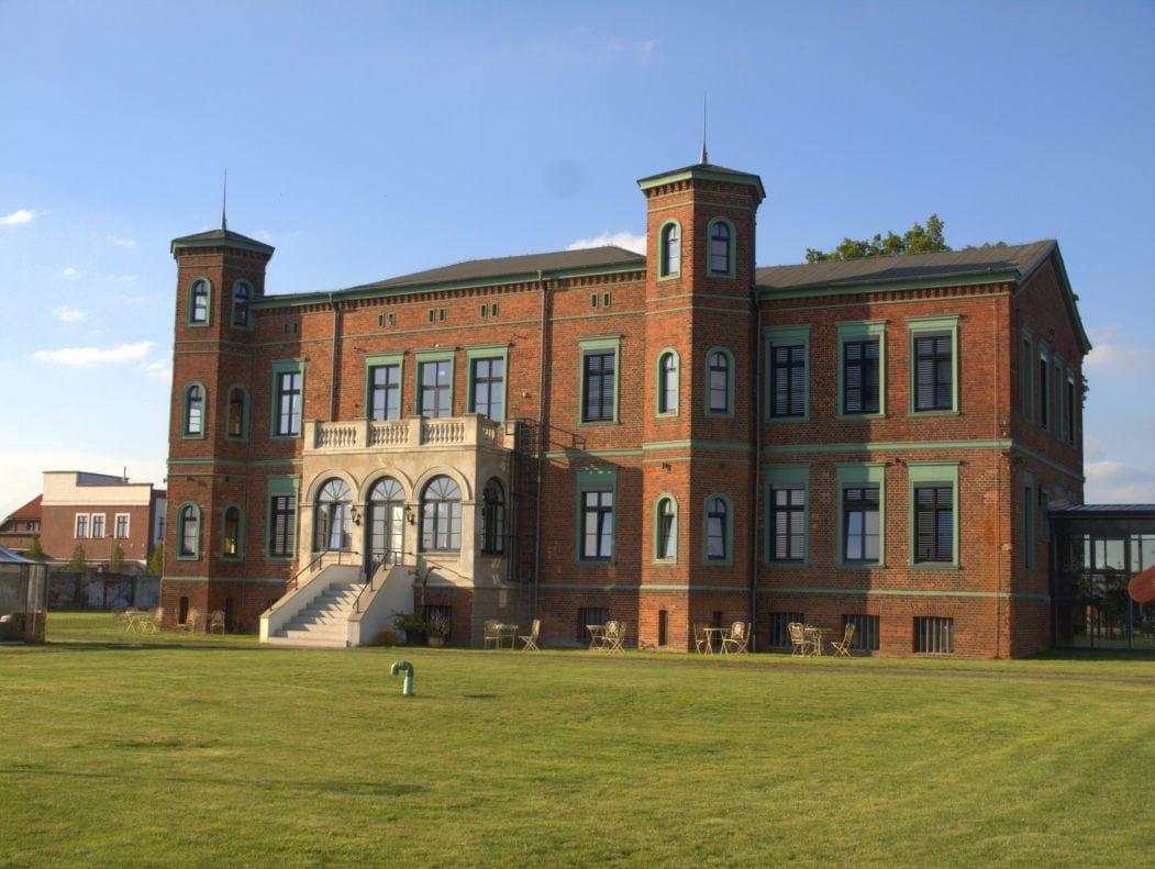 Alte Ölfabrik in Wittenberg in der Prignitz