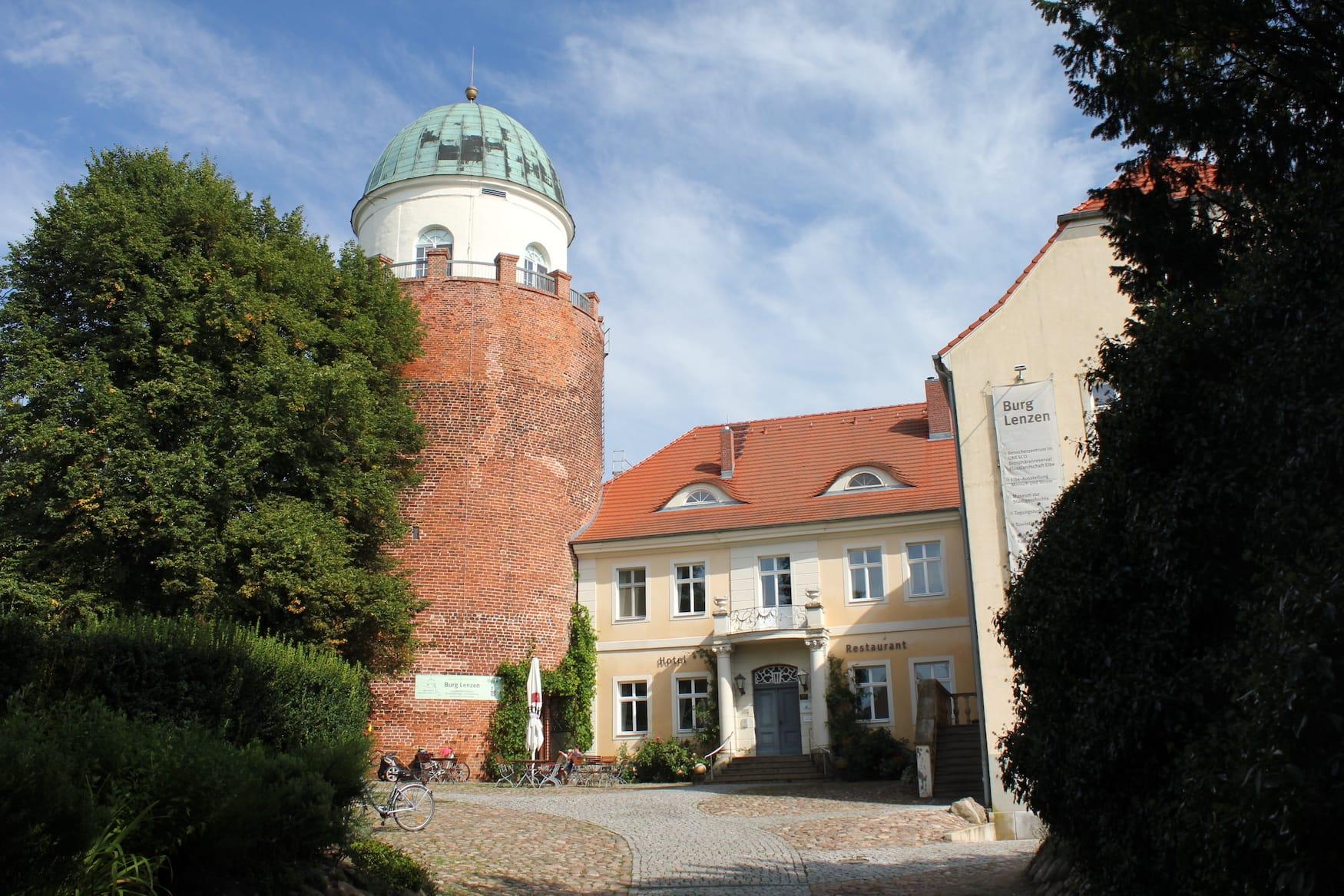 Burg Lenzen in der Prignitz