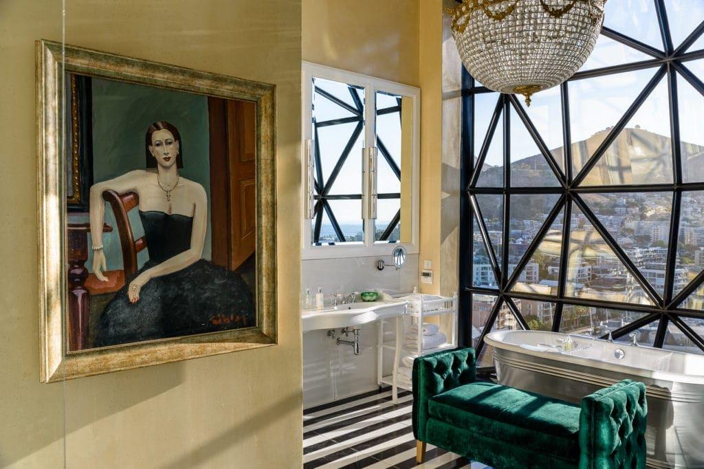Zimmer im The Silo Hotel, Kapstadt