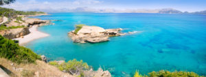 La Victoria Halbinsel auf Mallorca