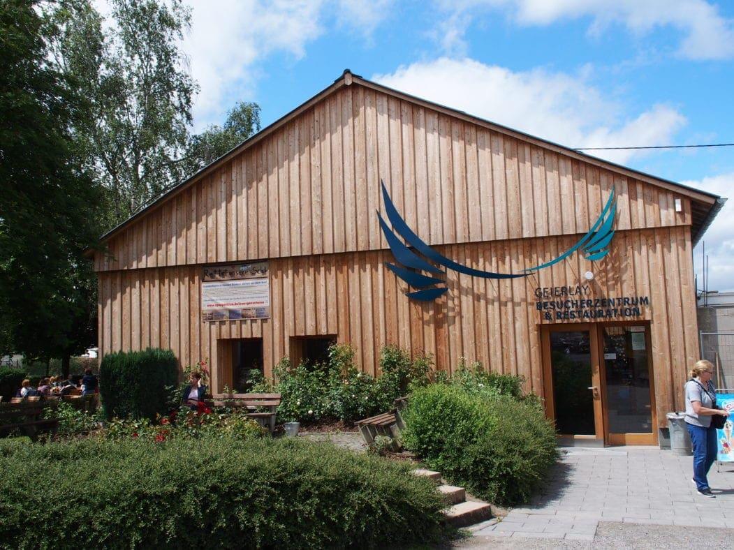 Urlaub im Hunsrück: Geierlay-Besucherzentrum in Mörsdorf