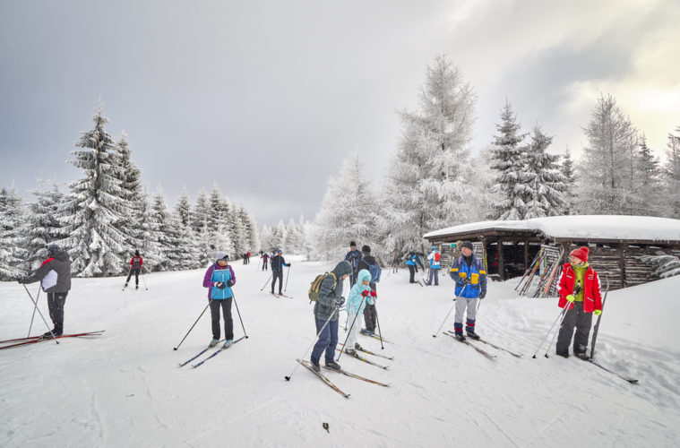 Polens Ski-Orte