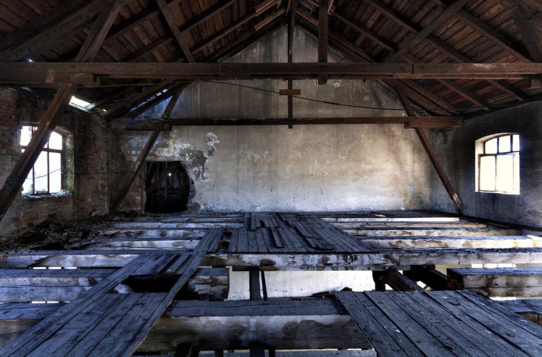 Radisson Blu Old Mill Hotel Belgrade: Vor den Restaurierungsarbeiten 2011