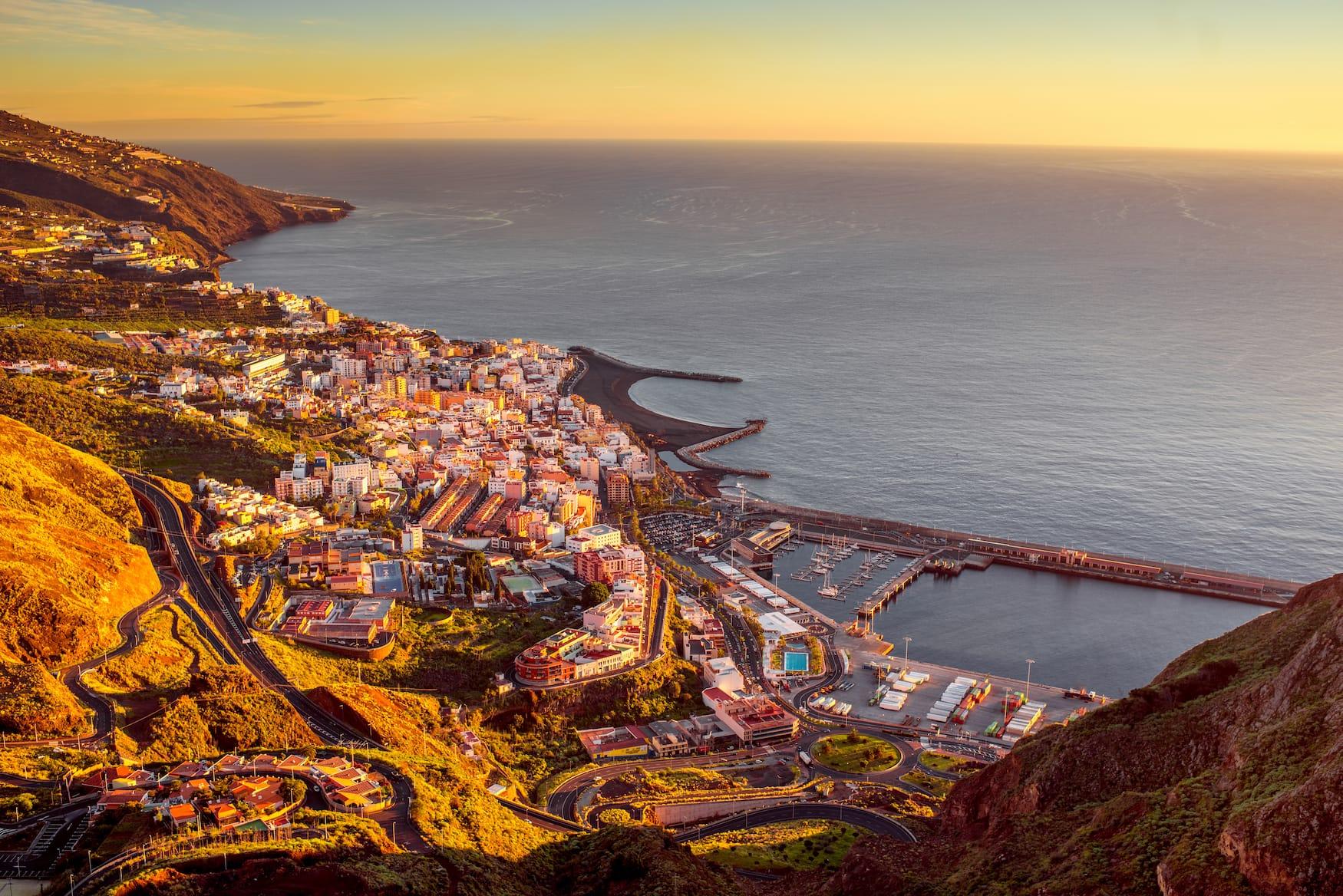 Santa Cruz, La Palma, Kanaren