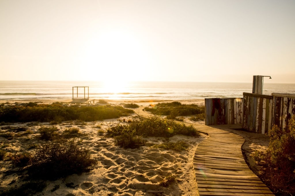 The Point am Elands Bay