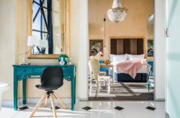 The Silo Hotel in Kapstadt: Blick ins Zimmer