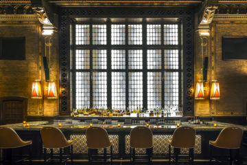 Das The Campbell ist eine geheime Bar in der Grand Station in New York.