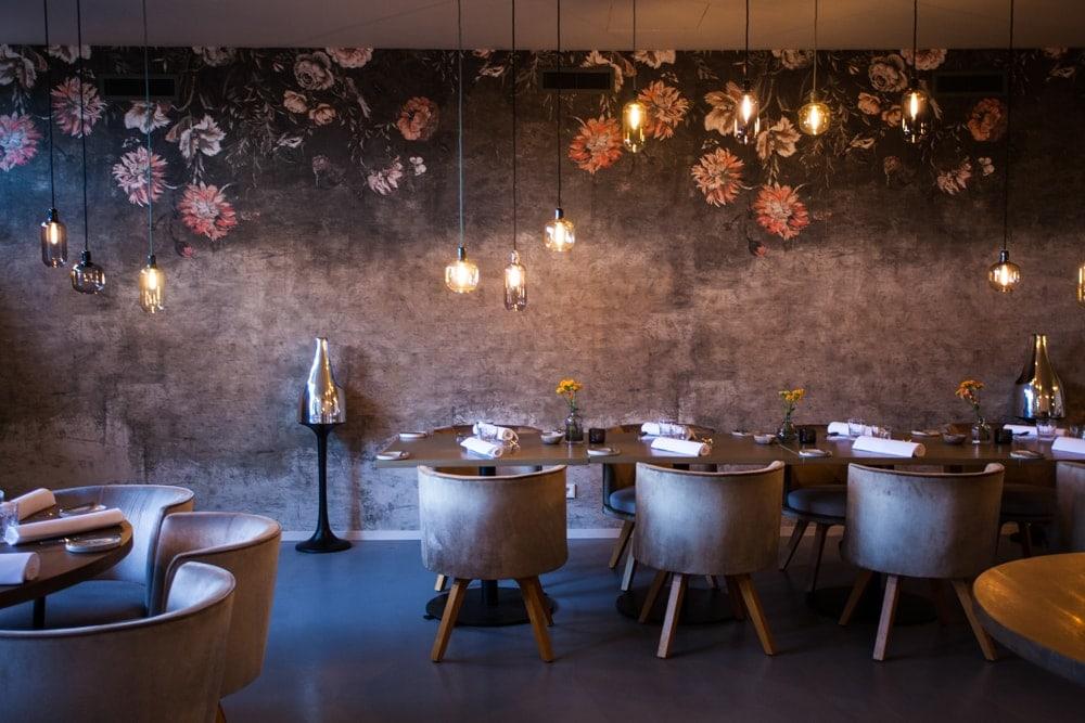 Restaurant Vermeer in Amsterdam: Blick ins Innere
