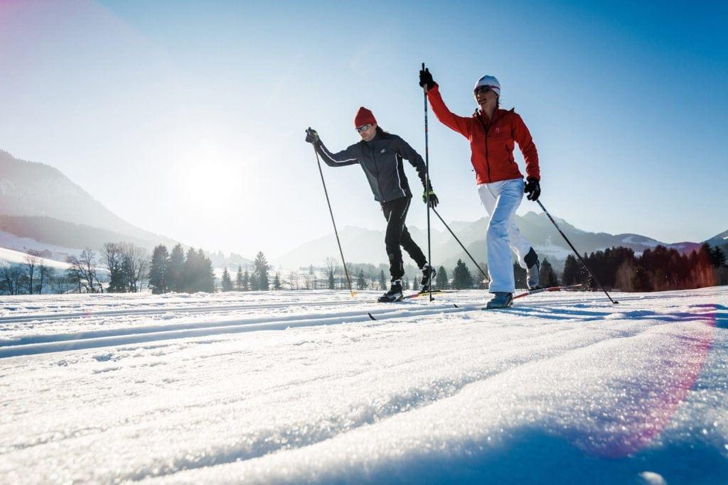 Skilanglaufgebiete in Deutschland: Ruhpolding