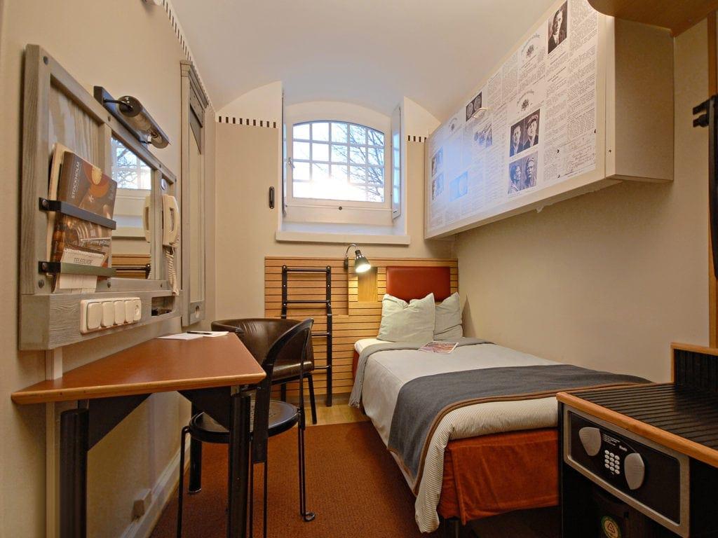 Das Gefängnis Langholmen verleihte der Insel in Stockhol einen schlechten Ruf, heute ist das Gefängnishotel ein toller Ausgangspunkt für Stadterkundungen.