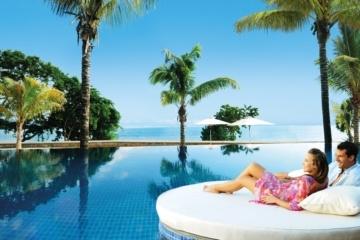 Pool-Villa im Angsana Balaclava auf Mauritius