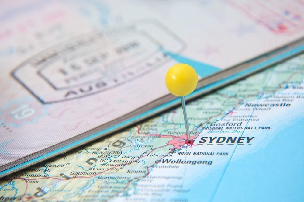 Visum nach Australien: Relativ leicht zu bekommen
