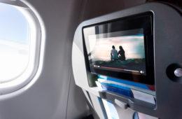 Diese Serien zeigen die Airlines: Bildschirm am Sitz