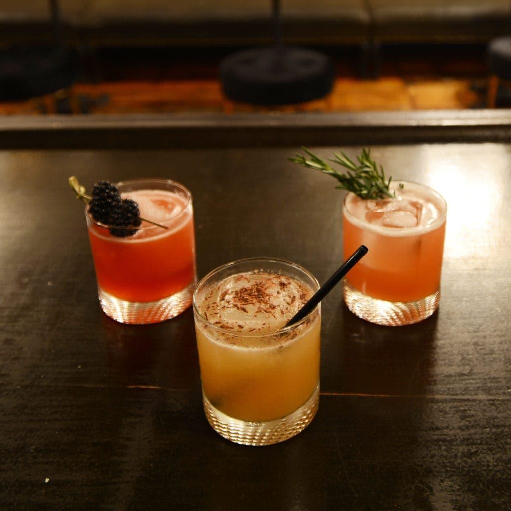 Auf einen Drink in eine der geheimen Bars in New York?