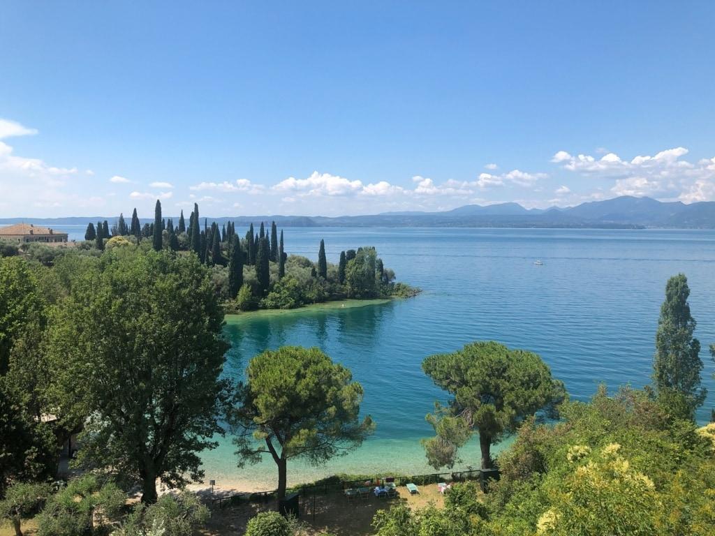 Der Gardasee bietet mediterranes Feeling pur - nur wenige Stunden von München entfernt!