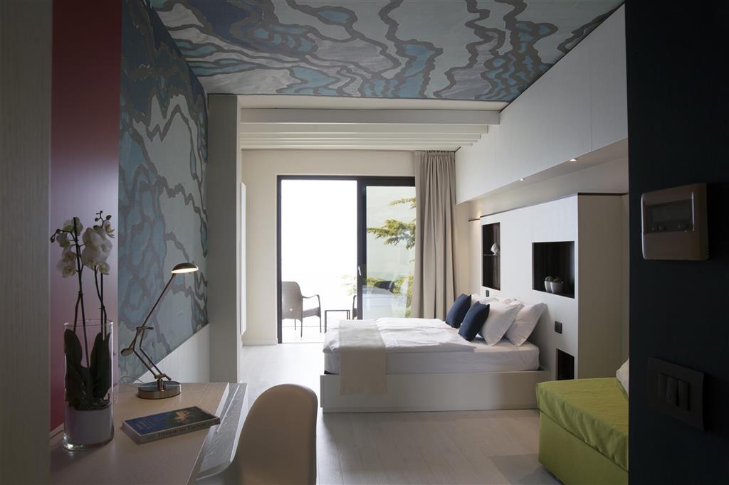 Im Hotel Dulac am Gardasee ist Entspannung garantiert.