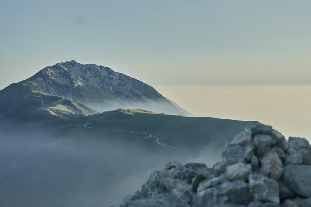 Der Monte Baldo am Gardasee lädt zu tollen Wanderungen ein.