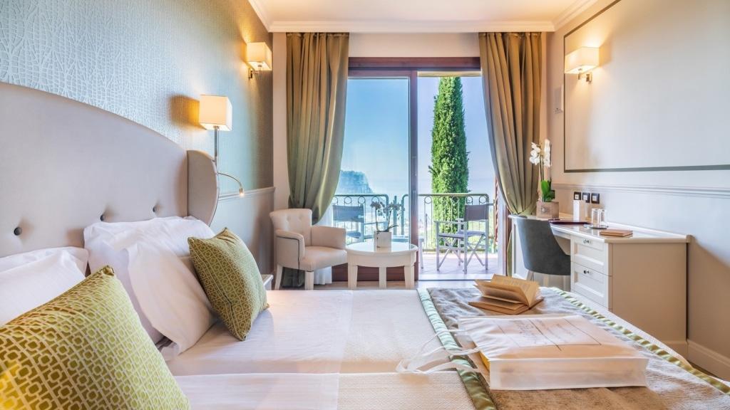 Das Madrigale Panorama Hotel ist eines unser liebsten Luxushotels am Gardasee.