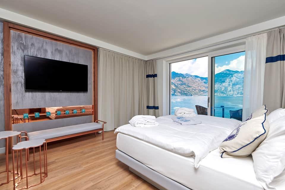 In diesen Luxushotels am Gardasee ist Entspannung garantiert.