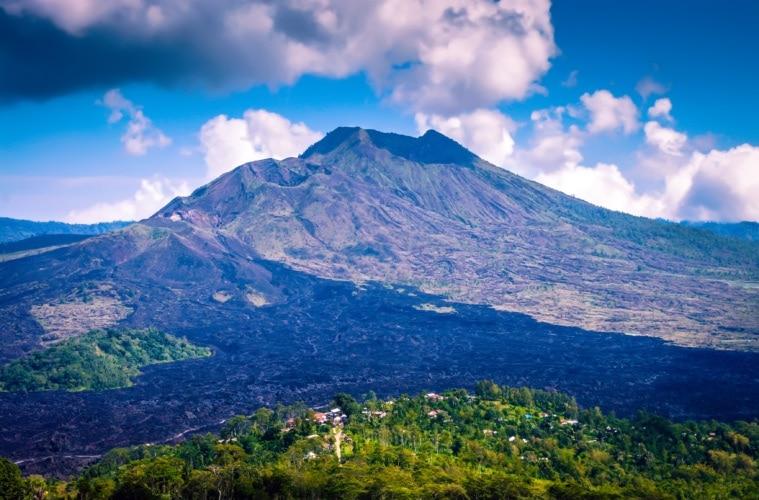 Mount Agung: Vulkanausbruch auf Bali