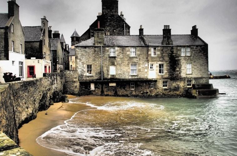 Lerwick - Hauptstadt der Shetlandinseln