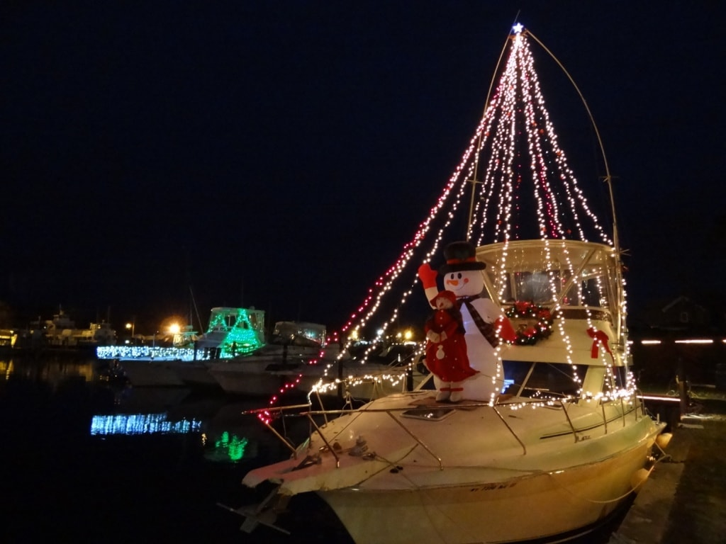 USA Advent: Patchogue River Boat Parade