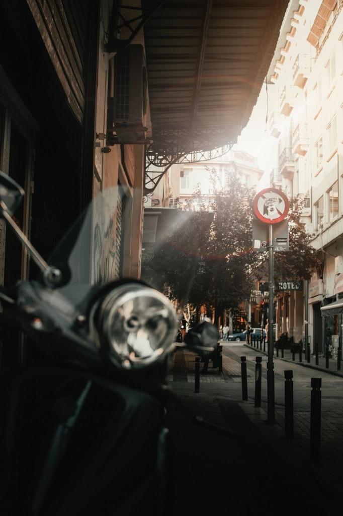 Ein Bummel durch Thessaloniki.
